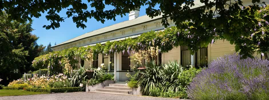 The Peppertree, 5 star accommodation in the South Island of New Zealand